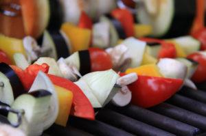 recette brochette de légume au barbecue