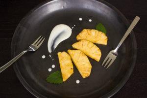 recette ananas grillé au barbecue