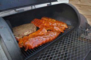 recette filet de porc mariné au barbecue
