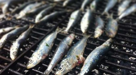 recette filet de sardine au barbecue
