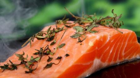 recette pave de saumon au barbecue