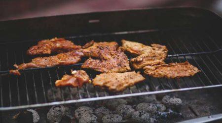 recette porc mariné au prunes cuisson au barbecue