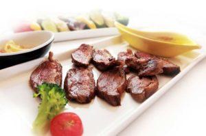 recette magret de canard mariné au barbecue