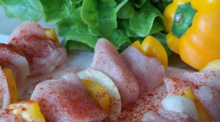 recette brochette d'agneau marinée à la persane au barbecue