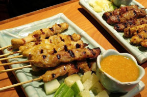 recette poulet mariné à l'orange au barbecue