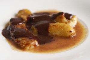 recette banane grillée au chocolat au barbecue