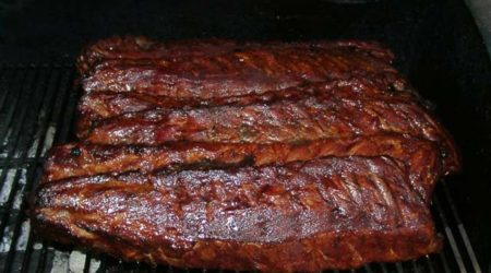 recette ribs marinade texane barbecue