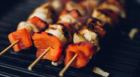 recette brochette de boeuf et oignon au barbecue
