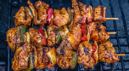 recette brochette sauce teriyaki au barbecue
