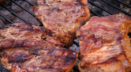 recette cote de boeuf au barbecue