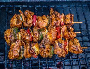 Grilloir pour barbecue